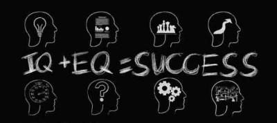 IQ plus EQ = Erfolg