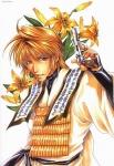 Welcher Saiyuki Charakter bist du?