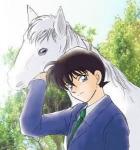 Wie heißt Shinichi mit Nachnamen?