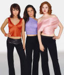 Charmed Phoebe, Piper, Paige, Prue