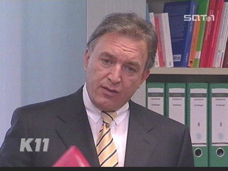 Staatsanwalt Küchmeister