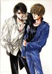 Wie heißt der beste Freund von Setsuna?