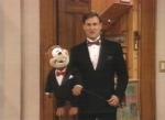 Wie heißt die Biber-Puppe von Joey?