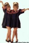 Ashley ist 2 cm größer als Mary-Kate