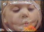 Michelle hat einen Goldfisch gewonnen. Wie hat sie ihn genannt?