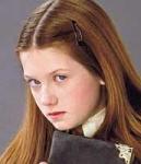Welche Augenfarbe hat Ginny Weasley?