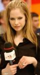 Jetzt die letzte Frage, dann hast du's geschafft!Avril träumt davon...