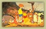 Wo leben Winnie Puuh und seine Freunde?