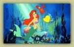 Wie heißt der beste Freund von Arielle, der kleinen Meerjungfrau?