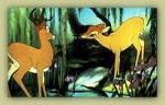 Was für ein Tier ist Klopfer, der Freund von Bambi?