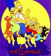 Wie heißt der Hund der Familie Simpson?