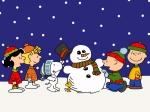 Wer von den Peanuts glaubt fest an den Weihnachtsmann?