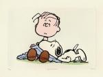 An was wird Linus nie aufhören zu glauben?