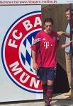 Welche Rückennummer trägt Owen bei den Bayern?