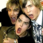 BUSTED - Matt, James und Charlie