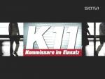 Auf welchem Sender, um welche Uhrzeit wird K11-Kommissare im Einsatz im Fernsehen gezeigt?