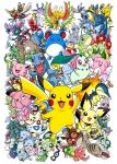 Und die letzte Frage:Wie viele Pokémon gibt es insgesamt?