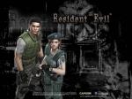 Wie heißen die beiden Hauptfiguren im ersten Teil von Resident Evil?