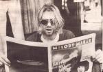 Noch was leichtes: Wie heißt der Musikstil von Nirvana?