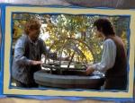"""Was erwidert Sam auf Frodos Frage:""""Du hast schon gepackt?"""""""