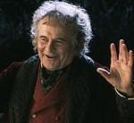 Wie alt war Bilbo als er nach Valinor segelte?