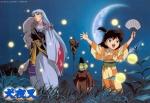 Auch Sesshomaru hat Begleiter! Wie heißen sie und warum sind sie bei ihm?(PS: S. heißt Sesshomaru!)