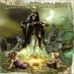 """Was hat die Treppe, die in den Himmel führt, im Hintergrund des """"Demons & Wizards""""-Cover zu bedeuten?"""