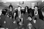 Waren Slipknot schon immer neun Leute?