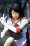 Wie heißt die Schauspielerin die Sailor Mars in der Realverfilmung spielt? (eine Frage für die Kenner)