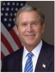 Wie heißt George Bush mit vollem Namen?