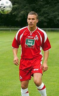 Lukas Podolski Eltern