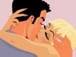 Ist es mal vorgekommen, dass ihr euch geküsst habt?