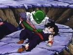 """Welches Körperteil/ Körperteile wächst Piccolo am Schluss des DB - Movies,, Super Saiyajin Son - Goku"""" nach?"""