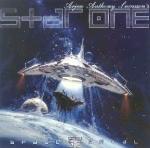 """In dem Projekt """"Star One"""" verarbeitet Arjen viele Science-Fiction-Klassiker zu Songs. Welches Thema kam bisher (sprich auf dem 1.Album) noch"""
