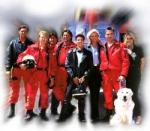 Die B-Crew besteht aus: Thomas Wächter, Gabi Kollmann und Peter Berger