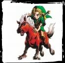 Wo findet Link sein Pferd Epona wieder?