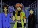 Wie heißt die Band in der Shuichi spielt?