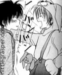 Wie alt ist Shuichi zu beginn des Mangas?