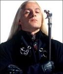 Wie heißen Draco Malfoys Eltern?