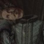 Wie heißt der Hausgeist von Gryffindor mit vollem Namen?
