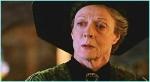 Minerva McGonagall unterrichtet seit 36 Jahren in Hogwarts.