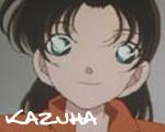 Was trägt Kazuha für Kopfschmuck?