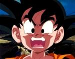 Wer wünschte sich vom Drachen der Black-Star Dragonballs, das Goku zu einem Kind wird?