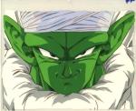 Wie heißt der Junge, der auf der Erde zurückbleibt und von Piccolo vor einem Absturz in eine Felsspalte gerettet wird?(Ende Baby-Saga)