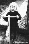 In welcher Straße hat Katja früher (als Kind) in Kirchweyhe gewohnt?