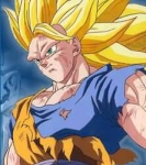 Seht euch das Bild an, welche Stufe von Son - Goku ist das?