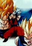 Wie heißt der Ninja gegen den Goku im 3. Stock des Red - Ribbon Hauptquartiers antritt?