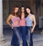 Wie heissen Phoebe, Piper, Paige normalerweise, wenn sie nicht gerade die Halliwell-Schwestern spielen?