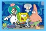 Wie heißt Spongebobs Haustier?