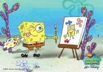 Was für ein Haustier hat Spongebob?